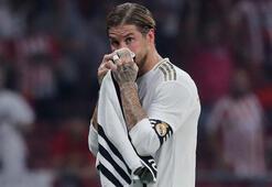 Real Madrid'de Ramos krizi 4 ila 12 maç...