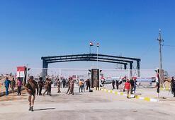Suriye-Irak sınır kapısı beş yıldan sonra yeniden açıldı