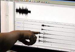 Son dakika | İstanbulda bir deprem daha Büyüklüğü...