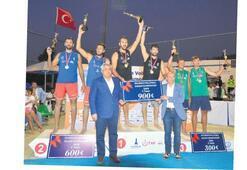 Balkan turnuvasına Türk damgası