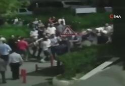 İzmir'de komşu kavgası