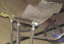 Merdiven boşluğuna düşen çocuk hayatını kaybetti