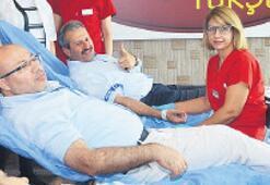 MÜSİAD İzmir'den Kızılay'a destek