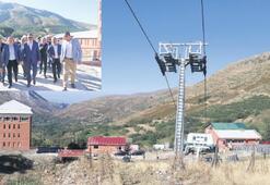 Bozdağ'da kayak 2020'de başlıyor