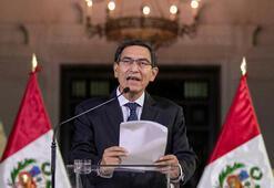 Peru'da Devlet Başkanı Parlamento'yu, Parlamento Devlet Başkanı'nı feshetti