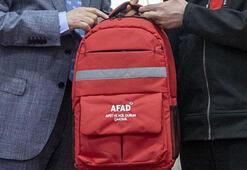 Deprem çantasında neler olmalı Nasıl hazırlanır