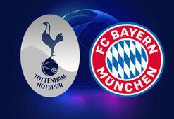 Tottenham-Bayern Münih maçı ne zaman saat kaçta hangi kanalda
