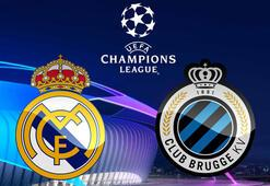Real Madrid-Club Brugge maçı ne zaman saat kaçta hangi kanalda
