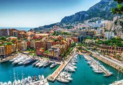 Avrupanın gözdesi Monaco