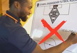 Başakşehirli futbolcuların Mönchengladbachla imtihanı