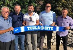 Elvir Balicin yeni adresi Tuzla