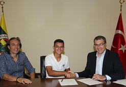 Fenerbahçeden Melih Bostana profesyonel sözleşme