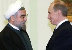Putin ile Ruhani, Hürmüz Boğazını görüştü