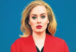 Adele hızlı çıktı