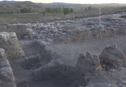 Hitit şehrinde kazı çalışmaları