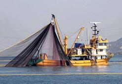Balık avında 18 metre tepkisi