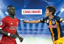Liverpool - Salzburg Şampiyonlar Ligi keyfi Misli.comda