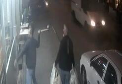 Evine servis yapmayan dönerci dükkanına baltayla saldırdı