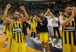 Fenerbahçe Beko Avrupada 510. maçına çıkıyor