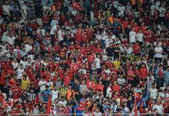 Türkiye-Arnavutluk maçı kapalı gişe