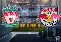 Liverpool-Salzburg maçı ne zaman saat kaçta hangi kanalda