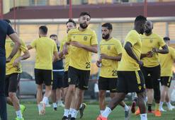 Malatyaspor'da Denizlispor maçında 3 eksik