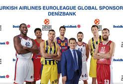 DenizBank, Euroleague Basketball'un sponsoru oldu