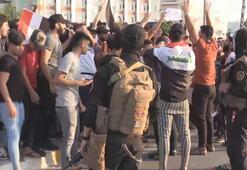 Bağdattaki hükümet karıştı gösteriler Kerküke sıçradı