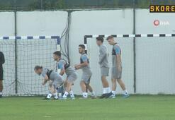 Trabzonspor, Basel maçına hazır
