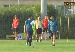 Kayserispor, Göztepe maçı hazırlıklarını sürdürüyor