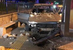 Ankarada sabaha karşı kaza