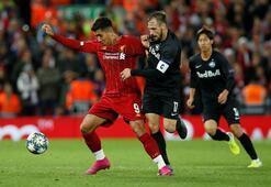 Mucize golcü yine attı ama yetmedi Liverpoola 5 yıl sonra...