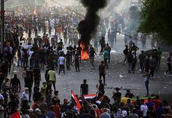 Iraktaki hükümet karşıtı gösterilerde ölü sayısı 12ye yükseldi