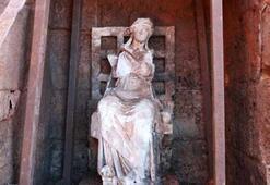 2 bin yıllık 'Kibele' heykeli Ordu'nun yeni markası olacak