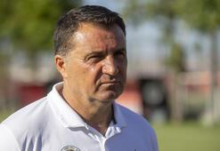 Mustafa Kaplan: Galatasaray maçıyla ayağa kalkmak istiyoruz