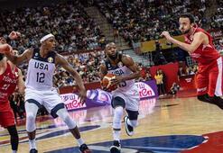 A Milli Basketbol Takımının ABD maçı zirvede