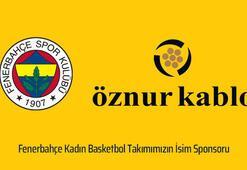 Fenerbahçe Kadın Basketbol Takımına isim sponsoru