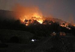 Bursadaki yangın 4 saatte söndürüldü
