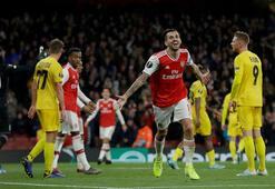 Arsenal, Standard Liegee patladı Gecenin sonuçları...