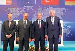'Türkiye örnek bir davranış ortaya koydu'