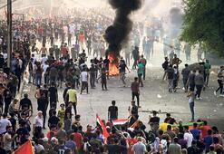 Irak yanıyor