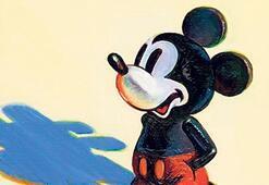 Mickey Mouse  tablosu açık artırmaya çıkıyor