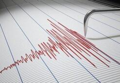 Deprem oldu mu En son ne zaman ve nerede deprem oldu