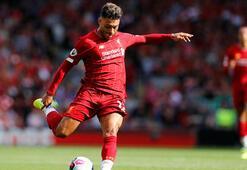 Liverpool antrenmanında şık goller