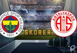 Süper Ligde 7. haftanın perdesi açılıyor Fenerbahçe-Antalyaspor maçı saat kaçta hangi kanalda