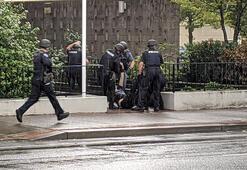 ABD'de apartmana silahlı saldırı: 1 ölü, 3 yaralı