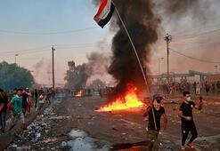 Son dakika... Iraktaki gösterilerde ölü sayısı 44e yükseldi