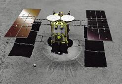 Hayabusa 2 Ryugu asteroidine son gezginci aracı gönderdi
