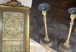 Müzayede öncesi bastırdıkları kataloglarda çalıntı tarihi eserler çıktı