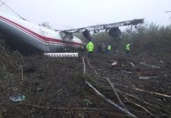 İspanya'dan İstanbul'a giden kargo uçağı Ukrayna'da düştü: 5 ölü